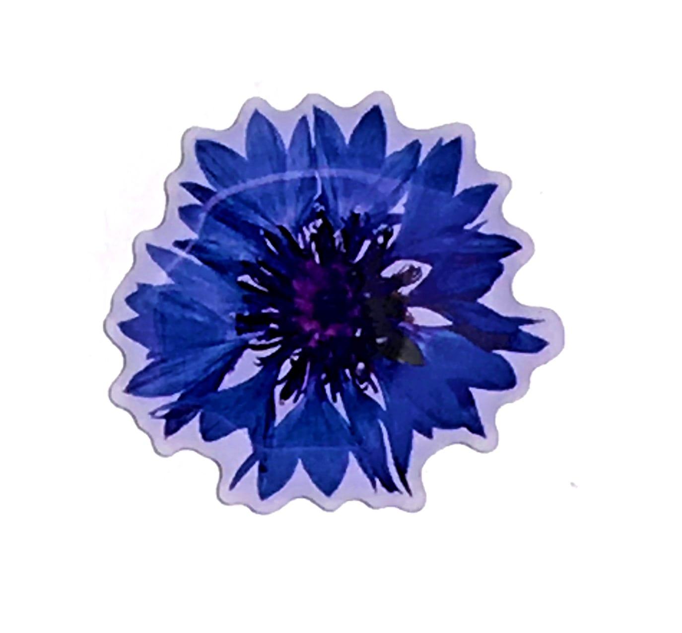 Le Bleuet De France, Realistic National Flower for ...